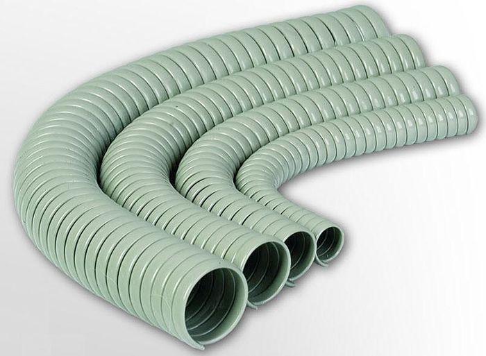 Flexible Cable Protector : Flexible pvc cable protection tube buŽir crevo